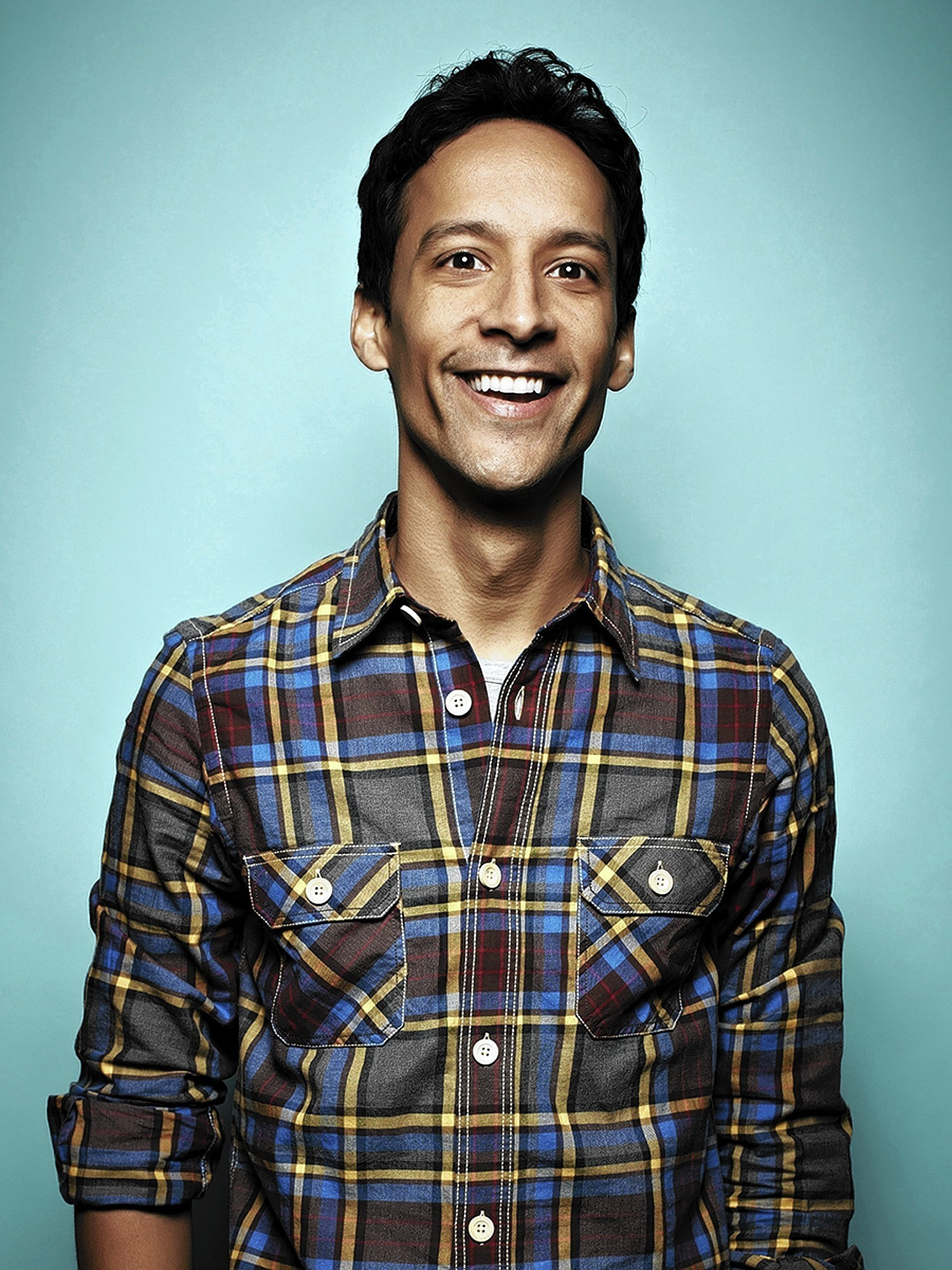 Danny Pudi - Fresh Off The Boat is a show about a Taiwanese immigrant family. Danny is an Indian American actor who is not Taiwanese. It's weird enough they have Randall Park play the dad, since he's Korean and not Taiwanese.