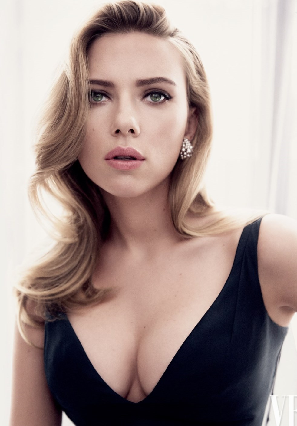 Scarlett Johansson - This one shouldn't have to be explained.