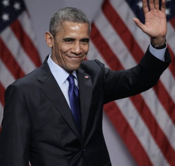 President Obama - If you thought the most famous black guy in a suit would be the first black president of the United States of America, then you haven't met Tarantino Fans.