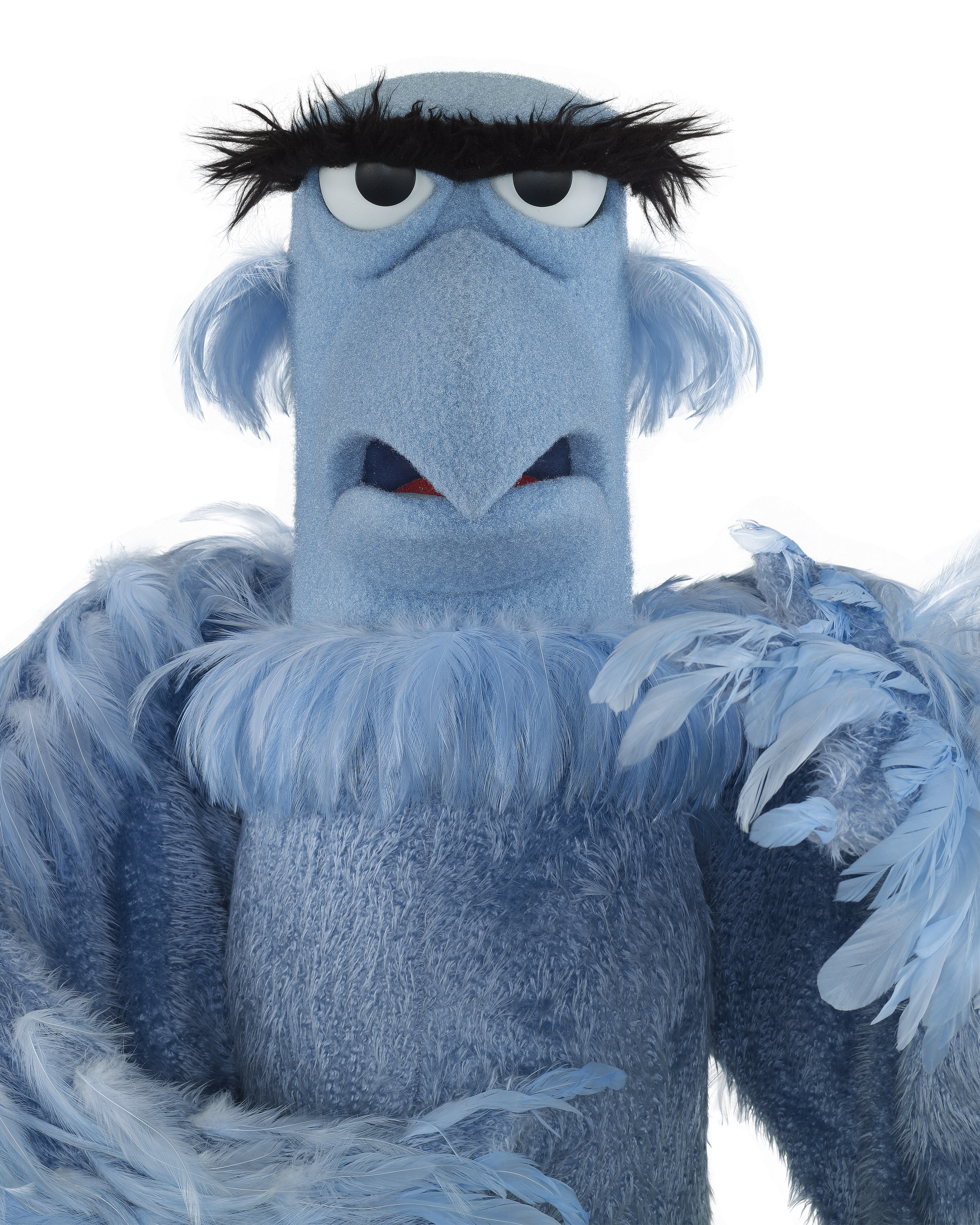 Sam the Eagle - Yes, this bird is the token nationalist in the bunch but who wouldn't want to tie him up, walk on his tail feathers with stilettos, and teach him a thing or two about democratic socialism?