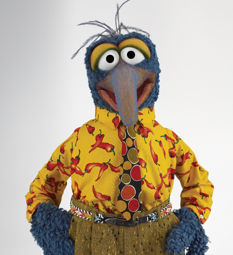 Gonzo - He gave me the clap. But honestly? Would do again.