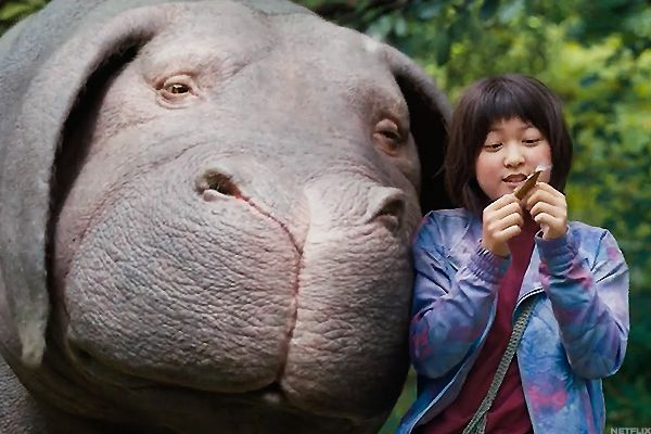 408. Okja - Not technically a pig, but would still pork. Even more interested in porking because of this, tbh.