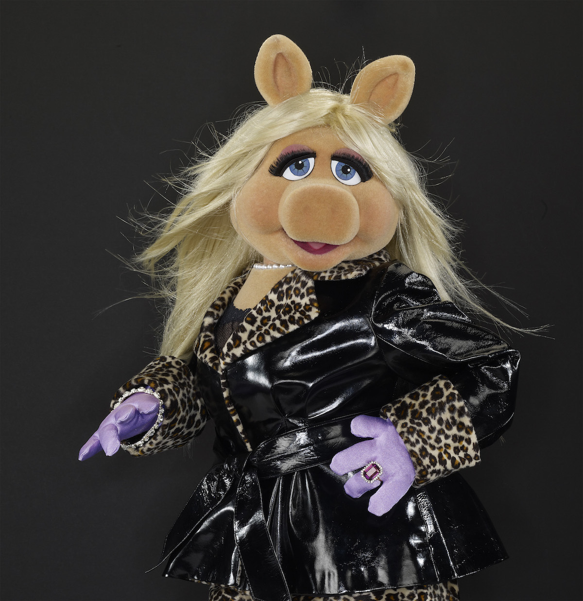 888. Miss Piggy - She can get this neck til the end of time.
