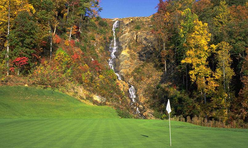 Waterfall Country Club - GA