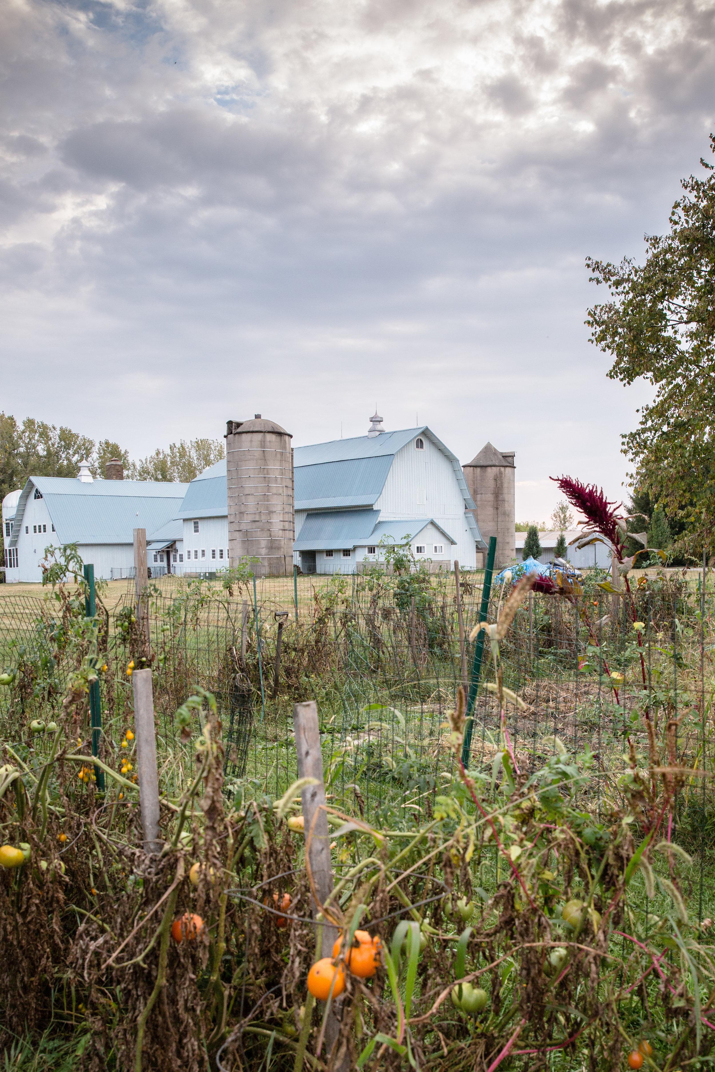 Classic Wisconsin Barn Wedding Venue Outside Lake Geneva