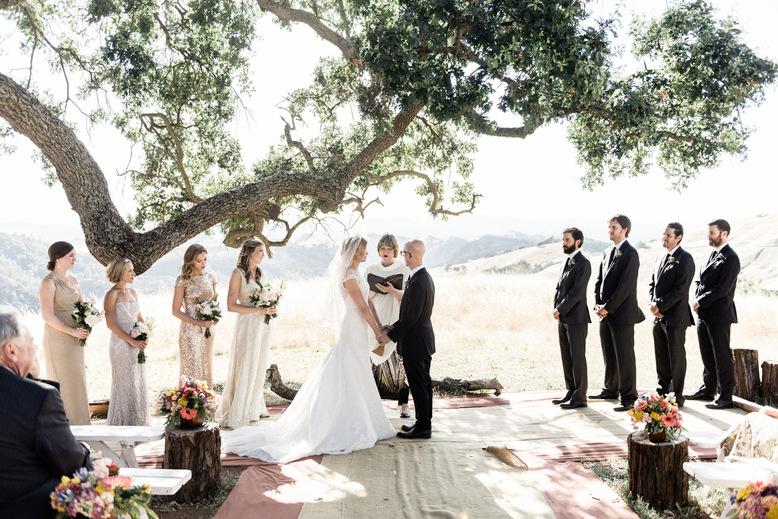 Outdoor+wedding+ceremony