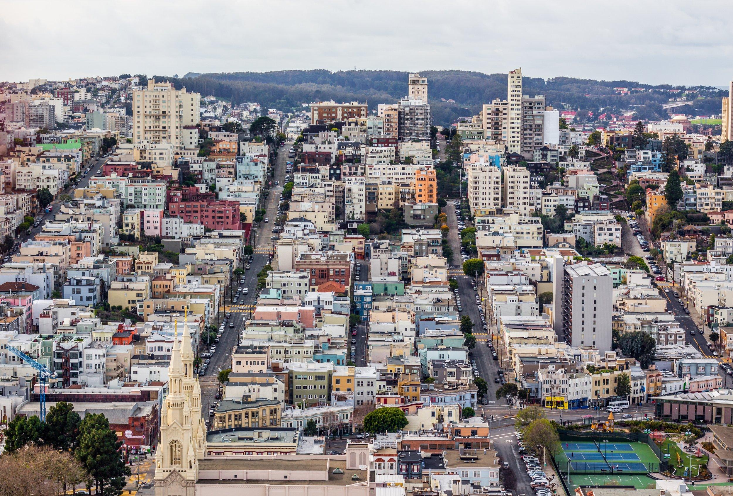 San Francisco - The wedding venues of your dreams