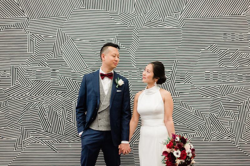 Kana & Larkin : A Chicago bride explains how she pulled off a stress-free wedding at the perfect venue for her, her husband, and her family.  Read More .