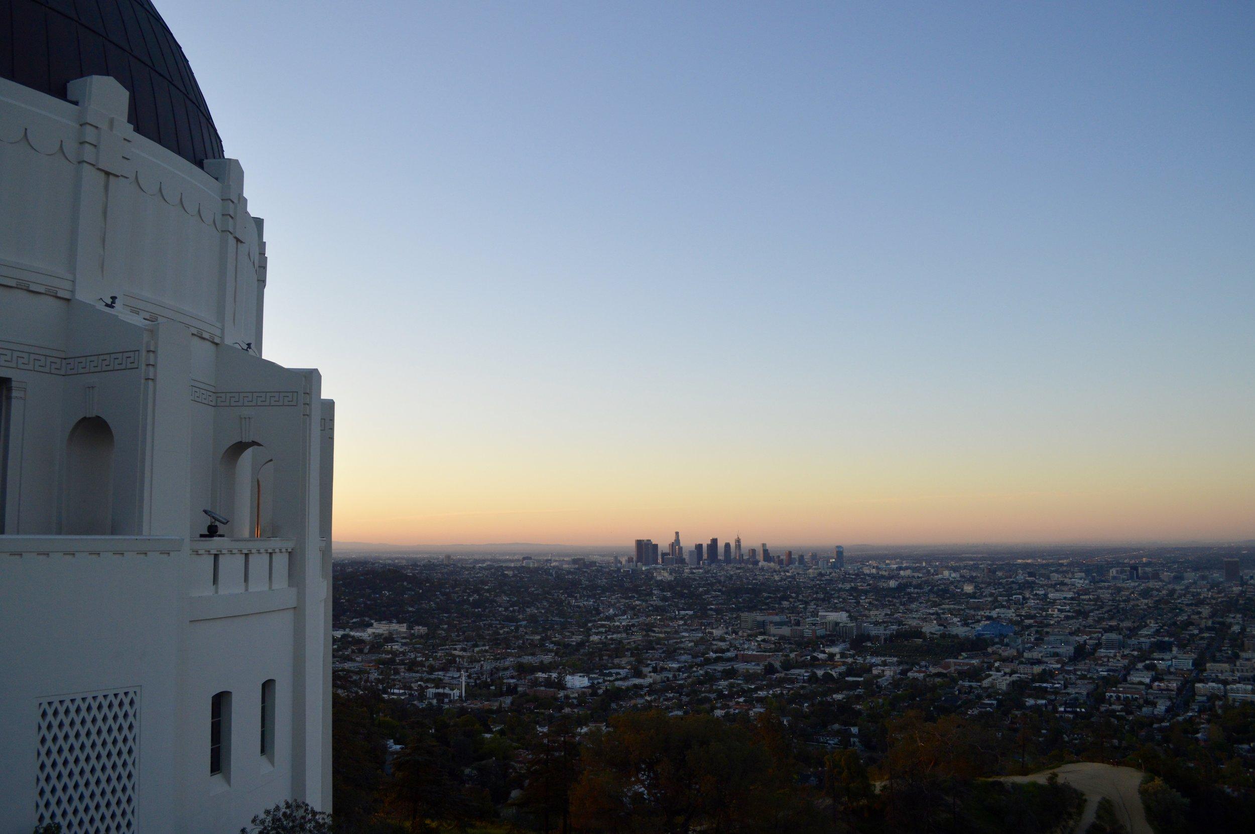 Los Angeles - Wedding venues in La La Land