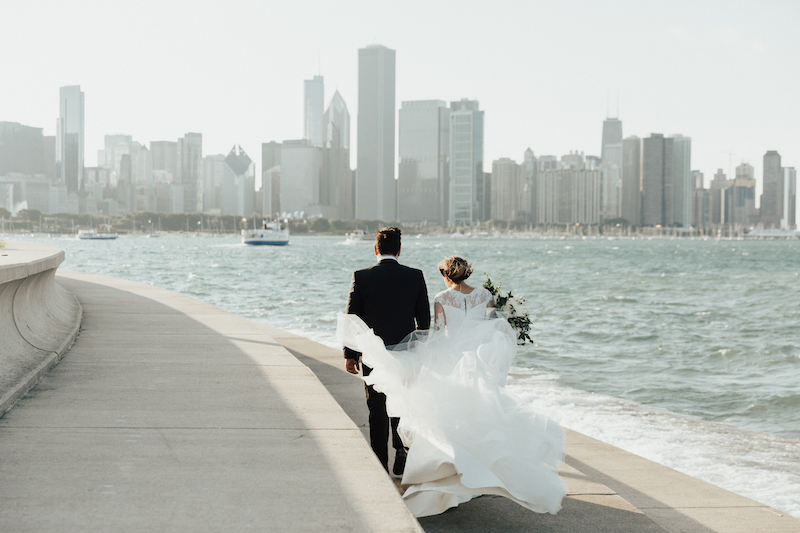 Six Chicago wedding photographers who caught our eye:  These talented Chicago-based photographers will capture all your best angles on your wedding day - and create vibrant, emotional images that will help you remember this day for years to come.