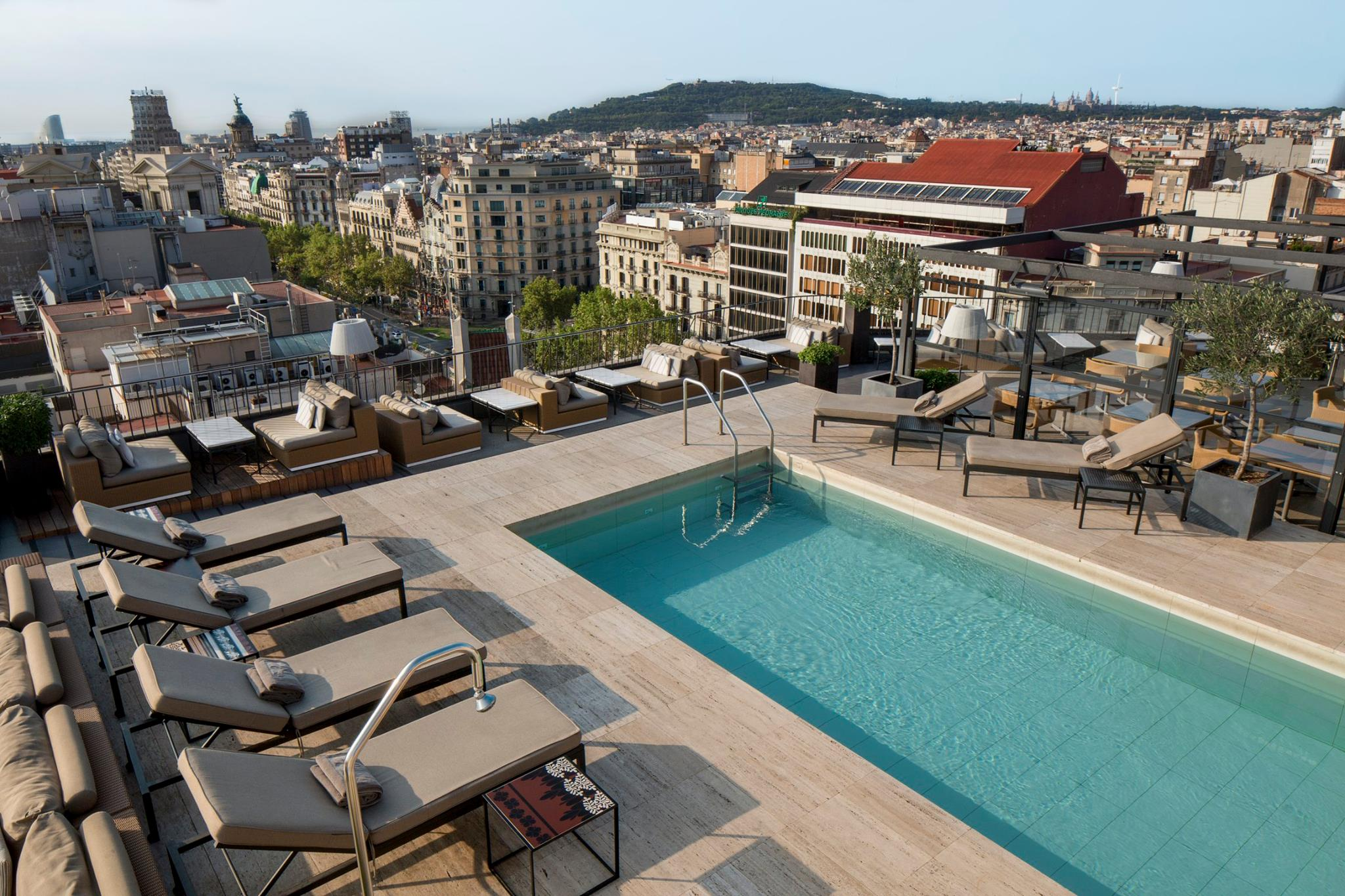 Majestic hotel & spa, BARCELONA, SPAIN