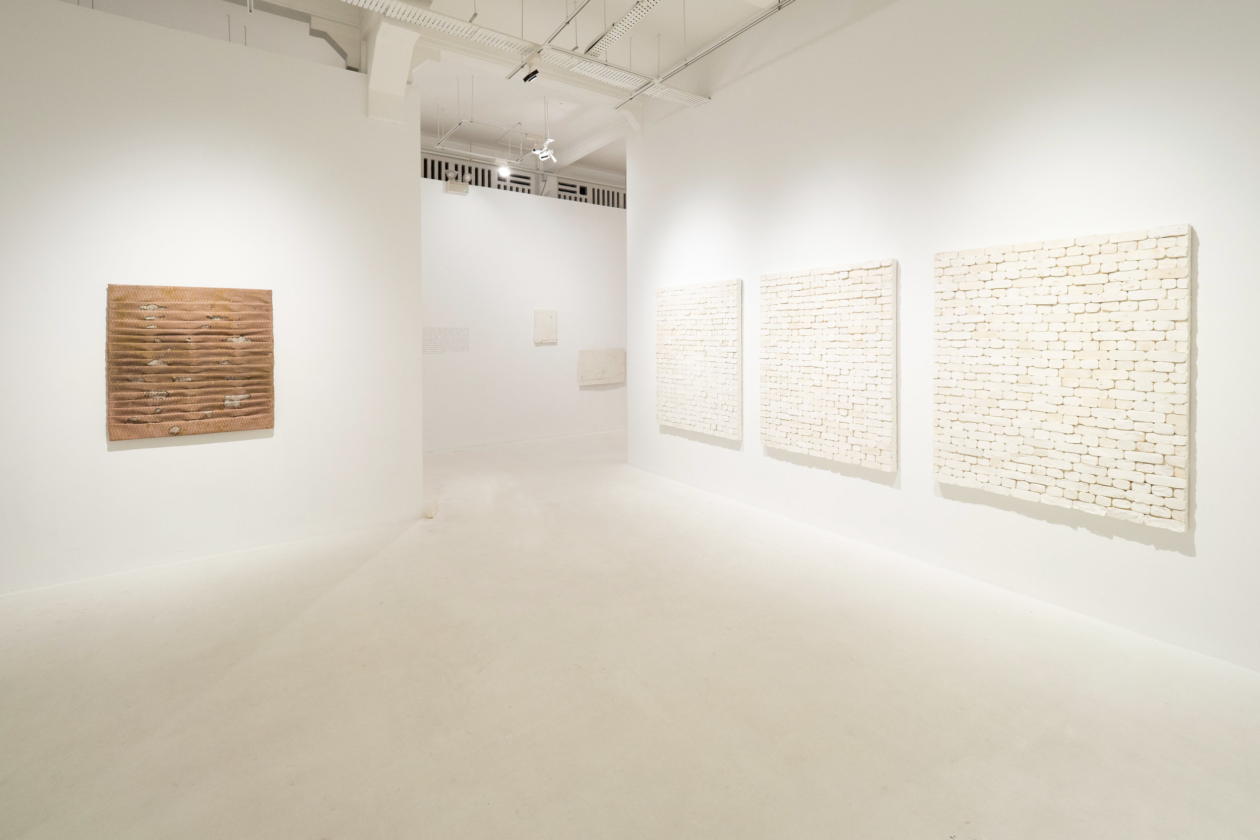 Installation View of 'ECB' 'FB' 'EB' 'Aspect' 'Shoot Blood' by Ben Loong and 'Kesan (No.2)' by Zulkifli Lee.jpg