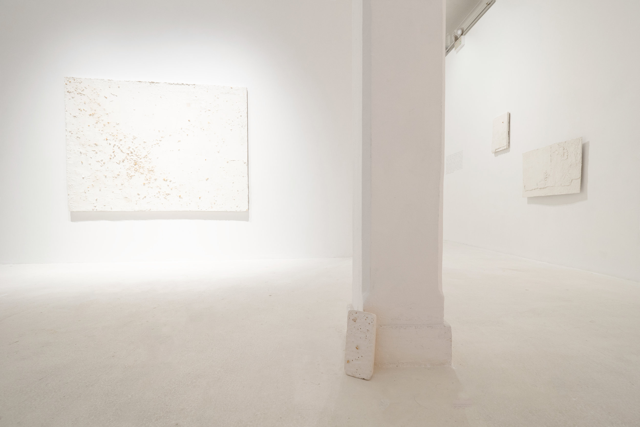 Installation View of 'Stardust' 'Sailor' 'Aspect' 'Shoot Blood' by Ben Loong.jpg