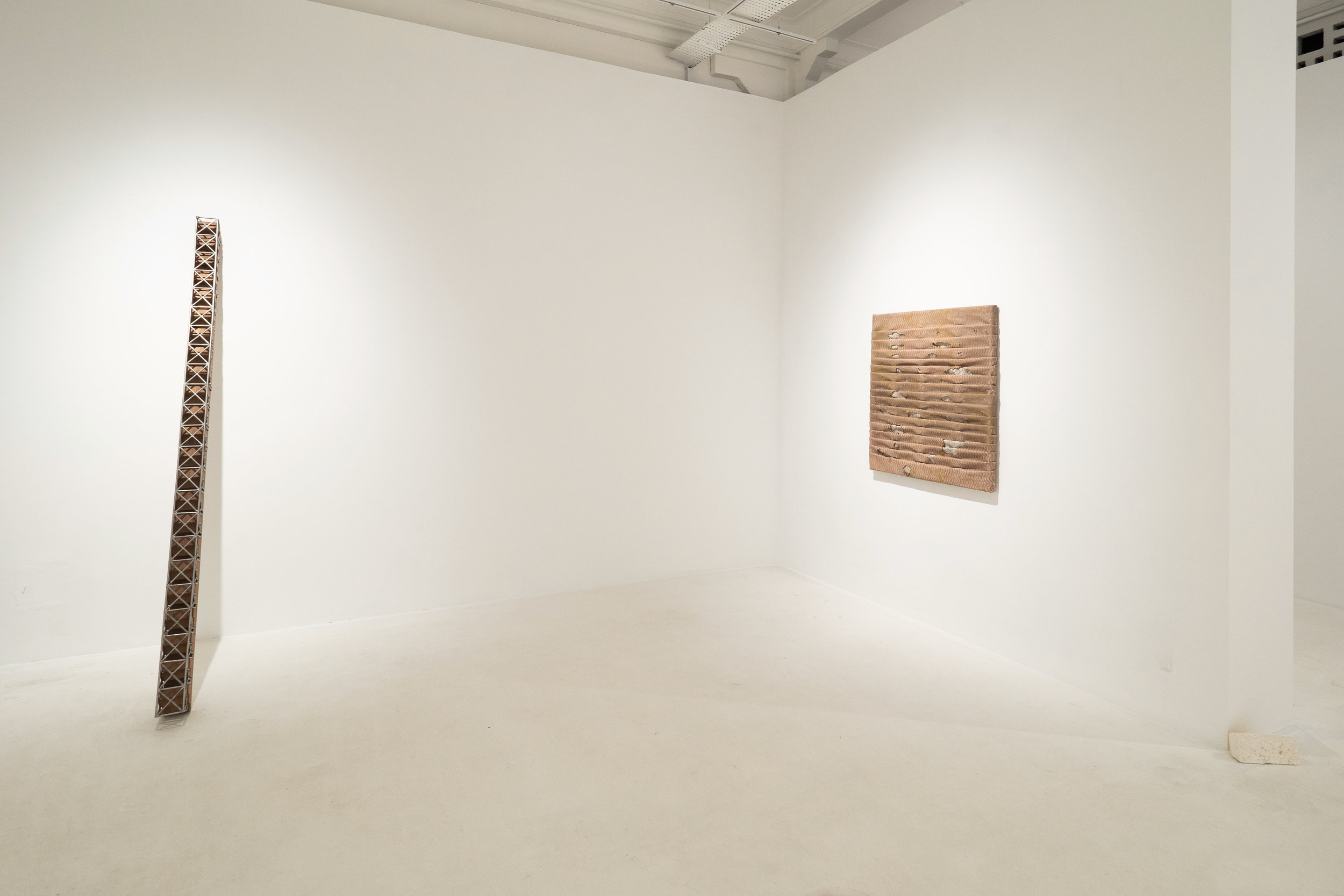 Installation View of 'Temu Ruas' 'Kesan (No.2)' by Zulkifli Lee.jpg