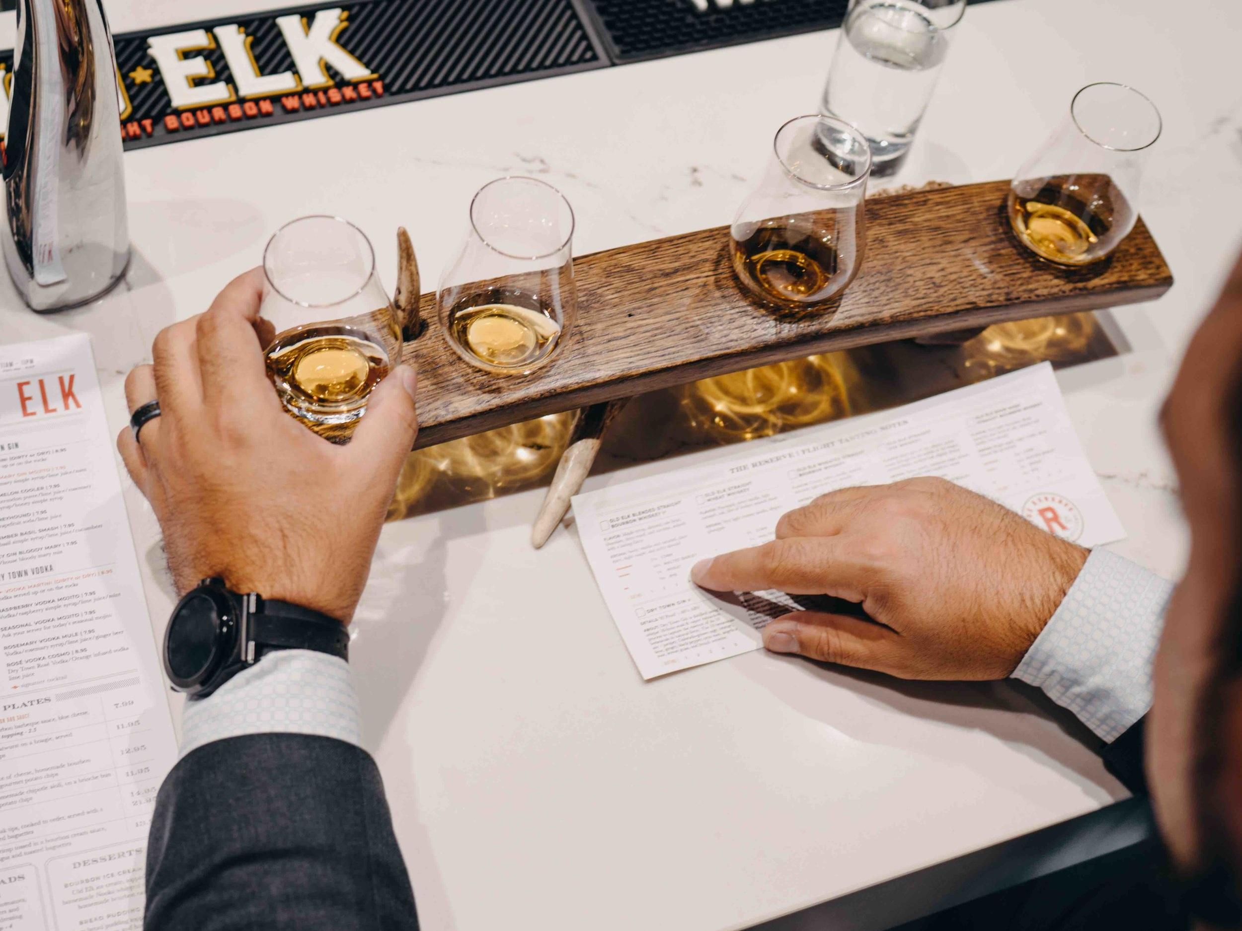 Bourbon Tasting Like a Pro