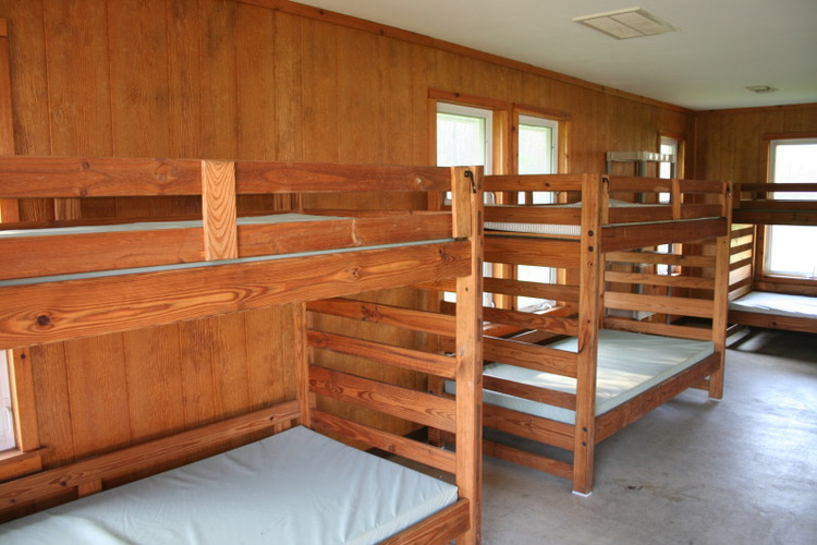 Inside the Cabins