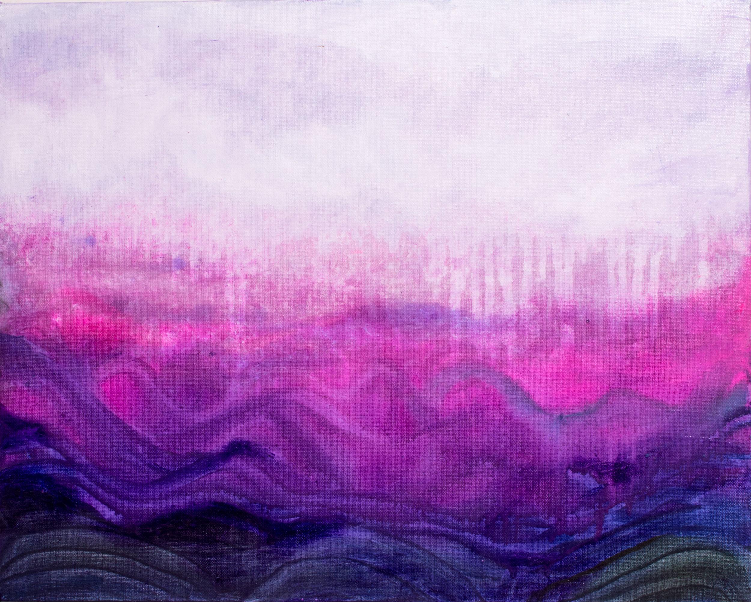 Helen Wells Artist Seascape
