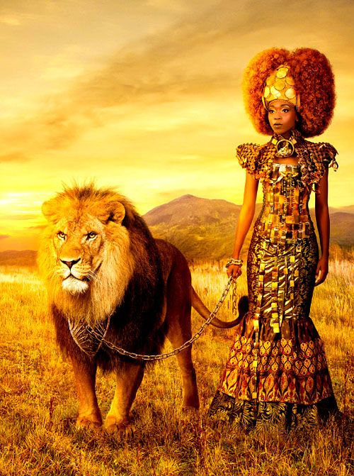 queen and the lion.jpg