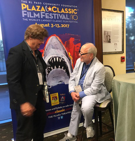 The 10th Annual Plaza Classic Film Festival Jay and Richard Dreyfuss - August 12, 2017