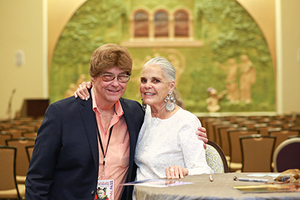 The 11th Annual Plaza Classic Film Festival Jay and Ali MacGraw - August 4, 2018