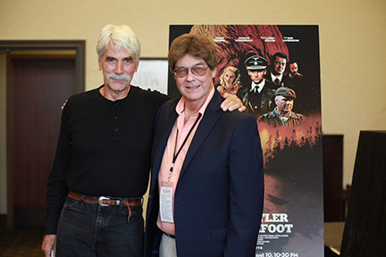 The 11th Annual Plaza Classic Film Festival Jay and Sam Elliott - August 10, 2018