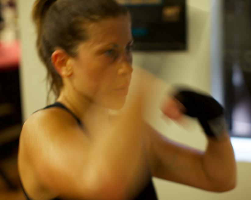 1. MOVEMENT.   Reconnect with your body through simple and powerful martial arts practices. You'll learn proper professional boxing techniques to increase present moment awareness and cultivate internal strength. This creates the balance needed to embrace the power of your sensitivity, instinct and intuition.