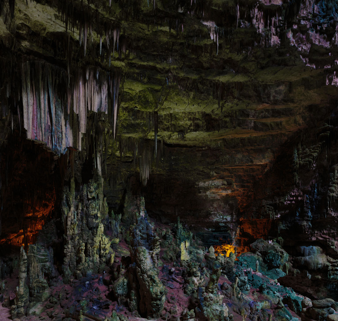 Photosyntheisis in a Cave