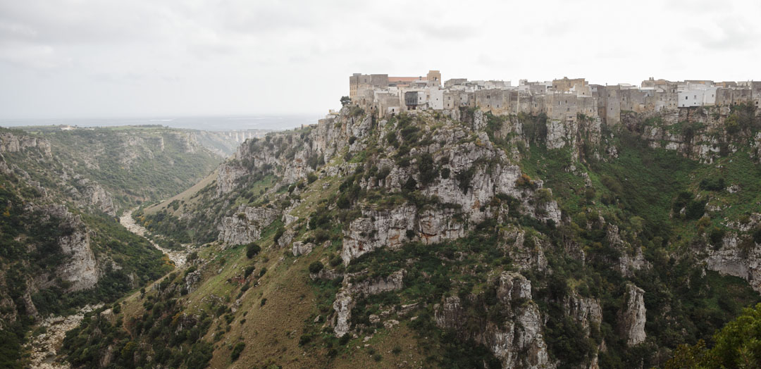 Gravina in Puglia (Standing at the Edge of a Field)