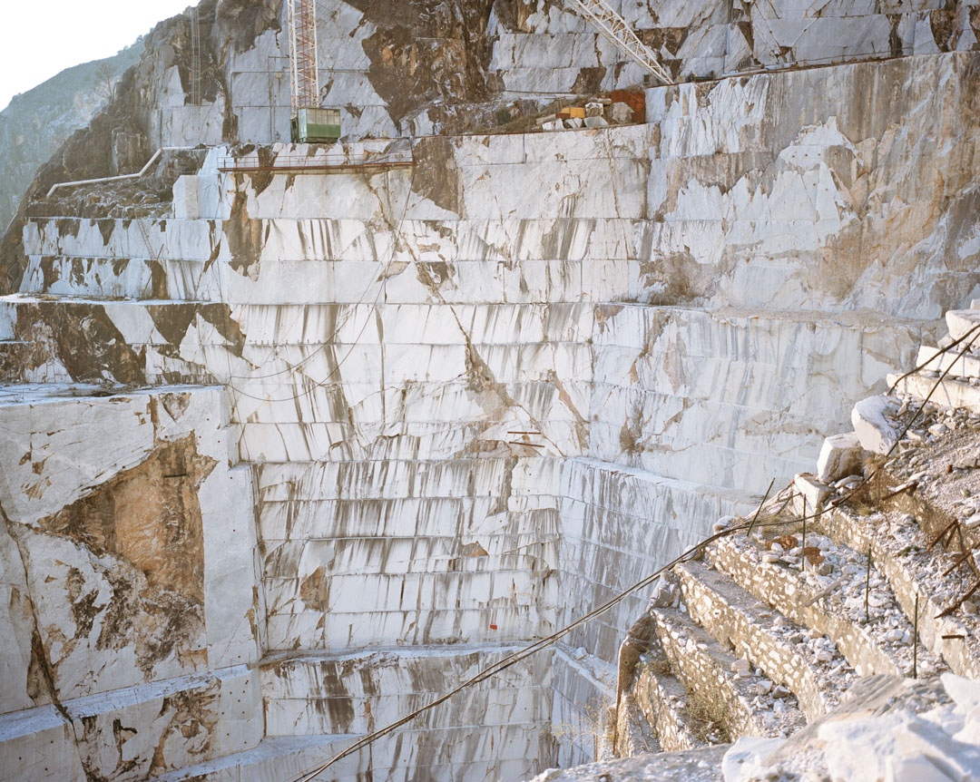 Steps (Carrara)