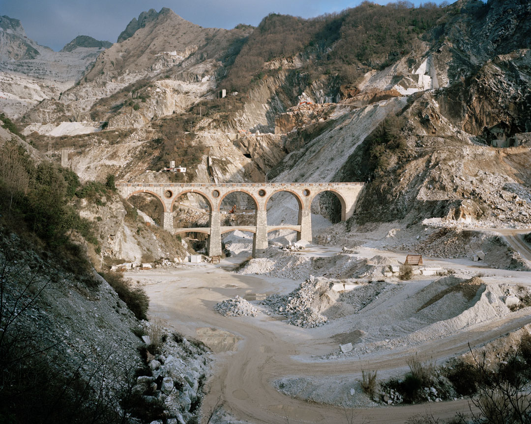 The Human Development of a Vallery (Carrara)