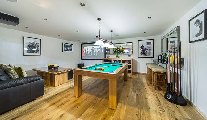 Games Room / Man Cave