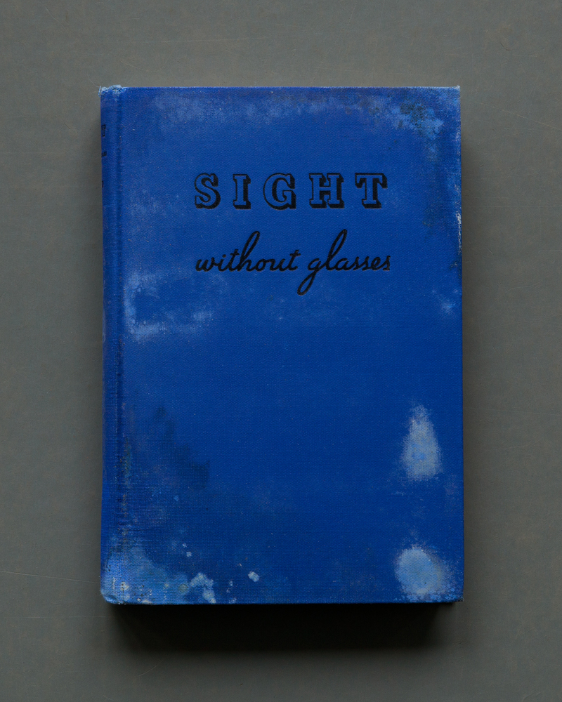 Sight Without Glasses, 2017