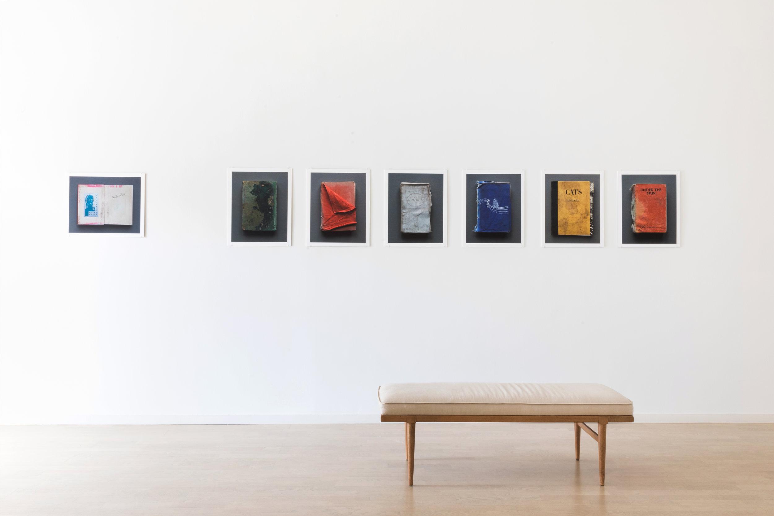Mary Ellen Bartley: Reading Grey Gardens, The Drawing Room, East Hampton, NY, 2017