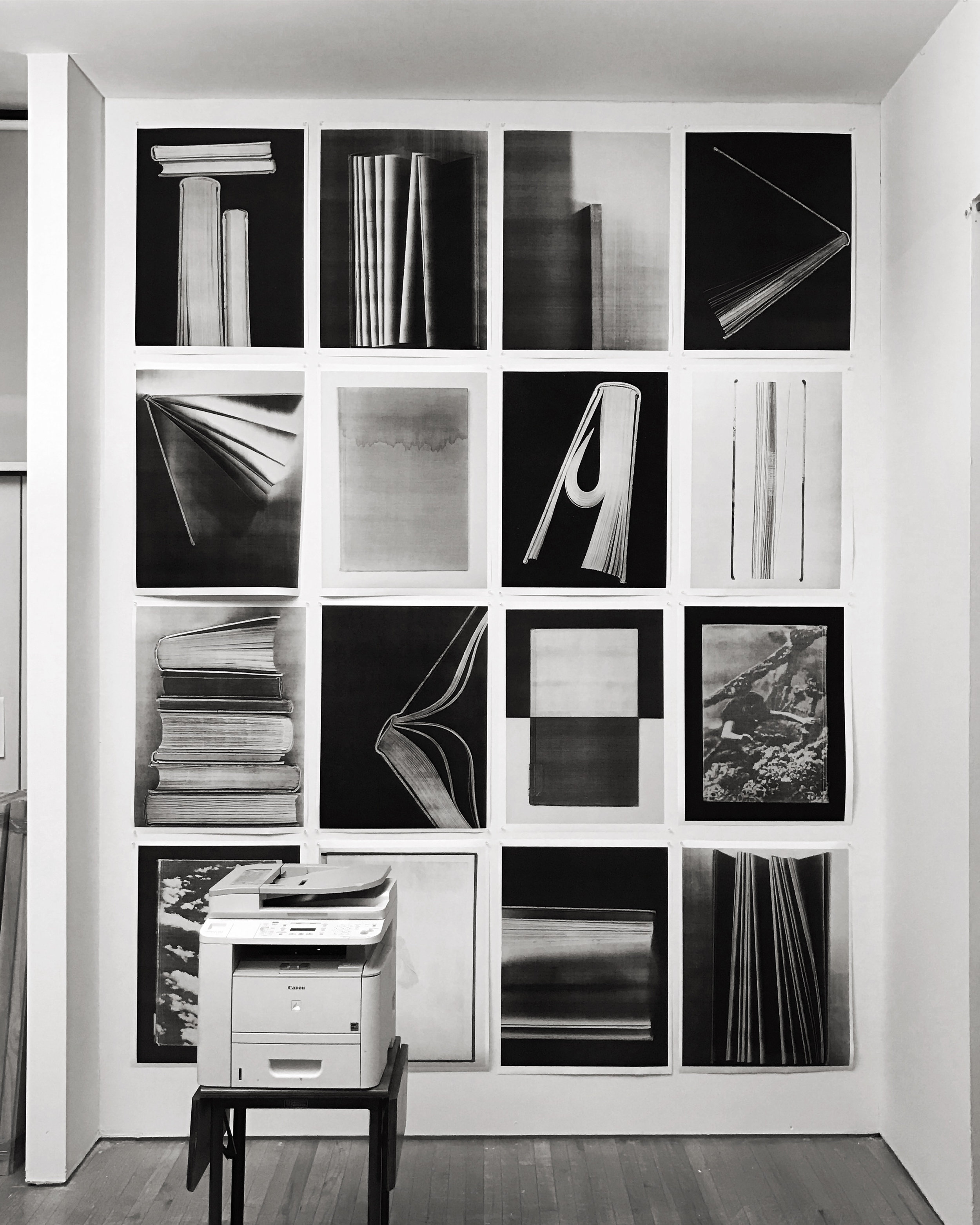Library Copies, Queens Museum, 2017