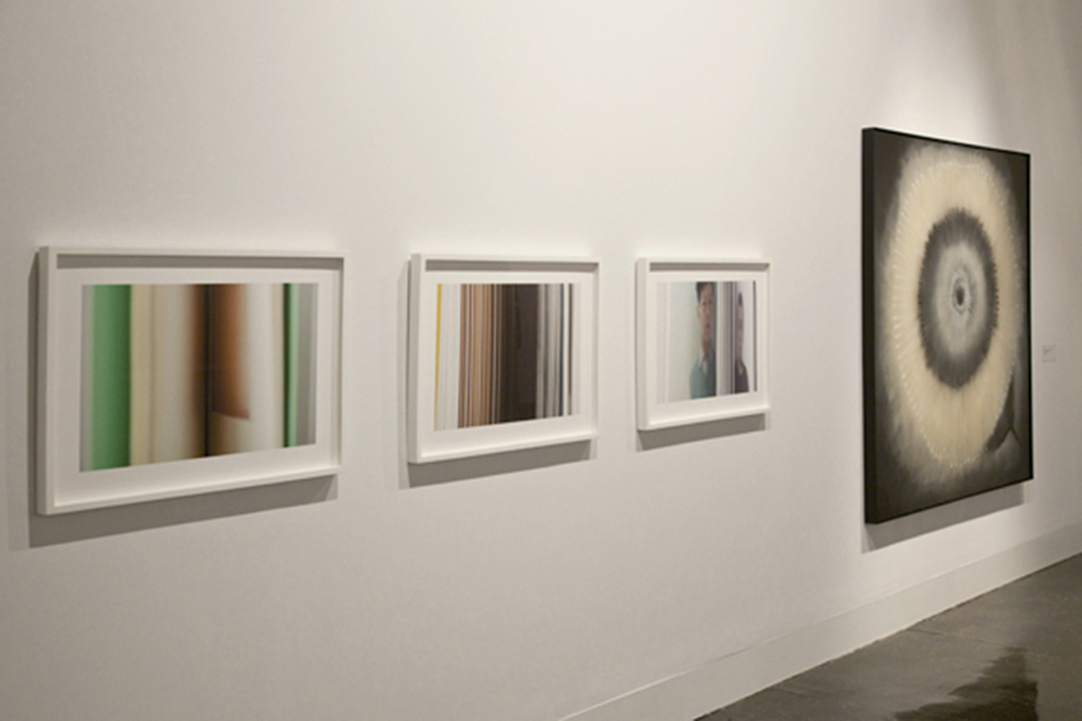 Artists Choose Artists, Parrish Art Museum, with Ross Bleckner, 2012