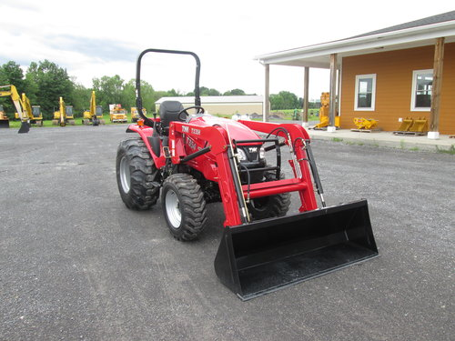 TYM Tractors — Carroll Equipment - Syracuse's Best Place For
