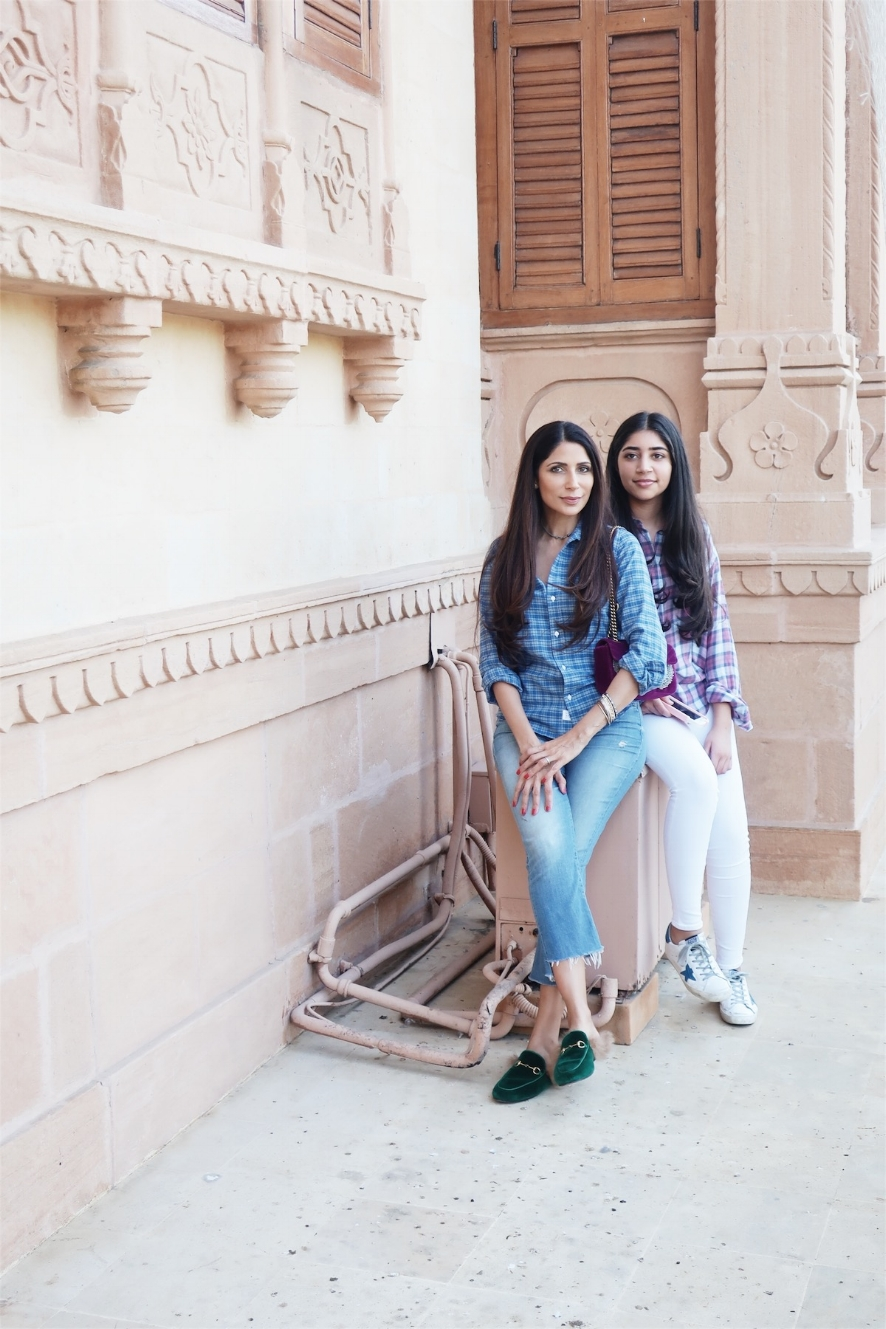 At Mohatta Palace Museum