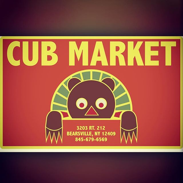 Massive shout out @cubmarket for carrying our tonic! Love my Woodstock fam❤️ #shoplocal #woodstock #bearsville #energy #aphrodesia #herbaltonic #amazonherbs #guarana #catuaba #muirapuama #microbrewed #elixir #smallbatchbrewing