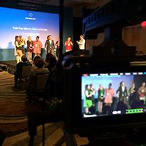 Globoforce @workhuman conference in Phoenix-5/31/17