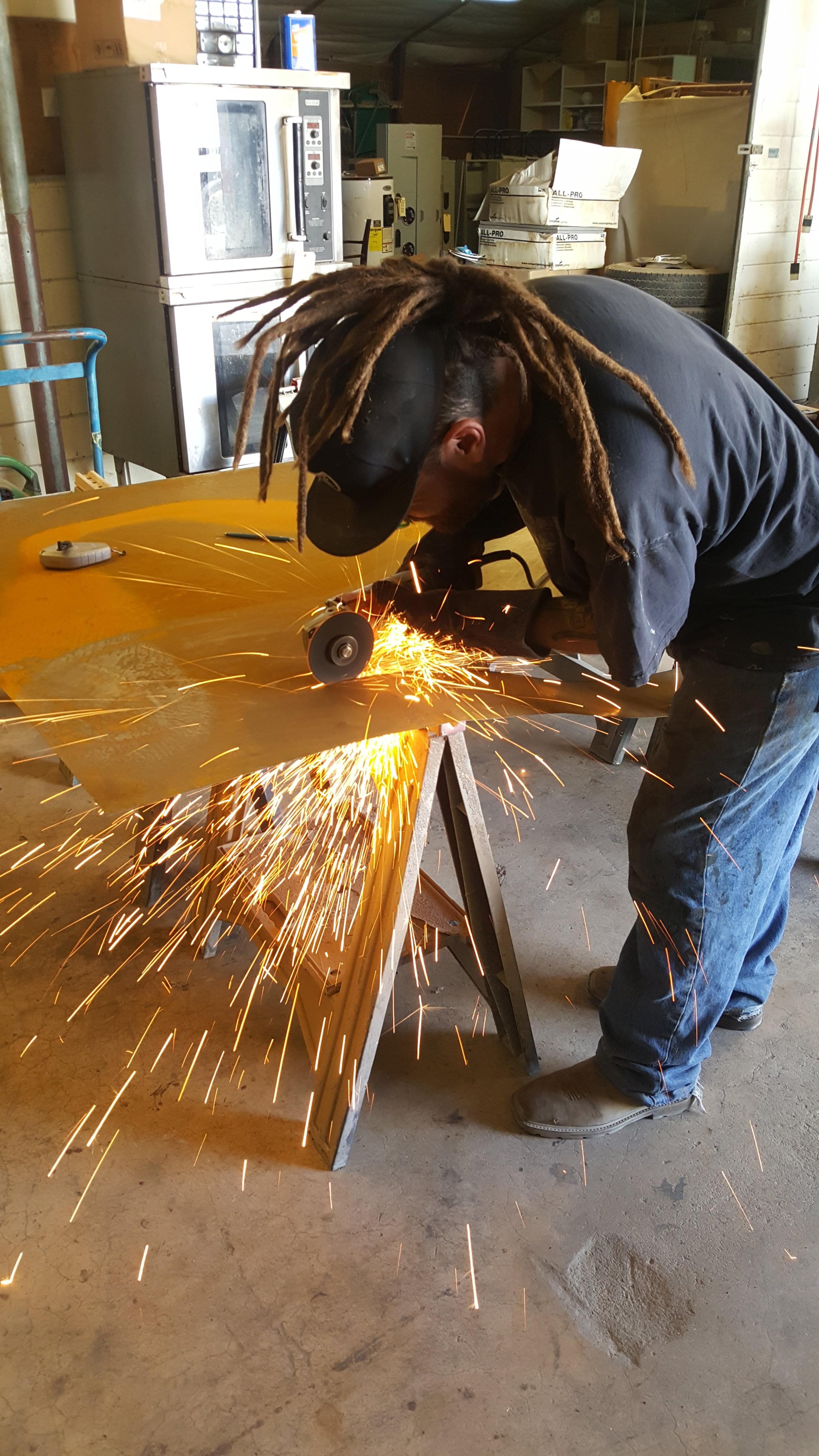 professional welding & metalworking