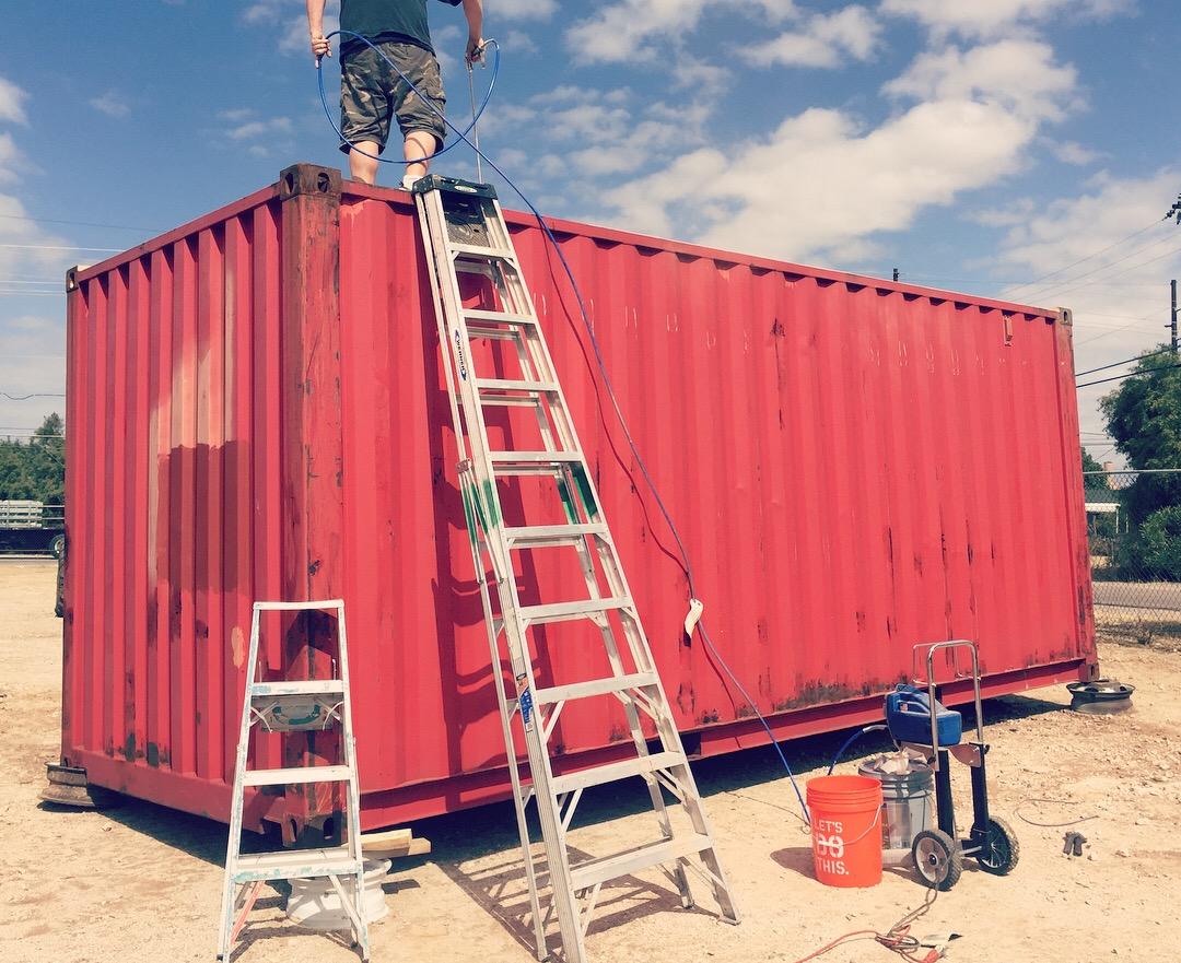 shipping container tucson, AZ