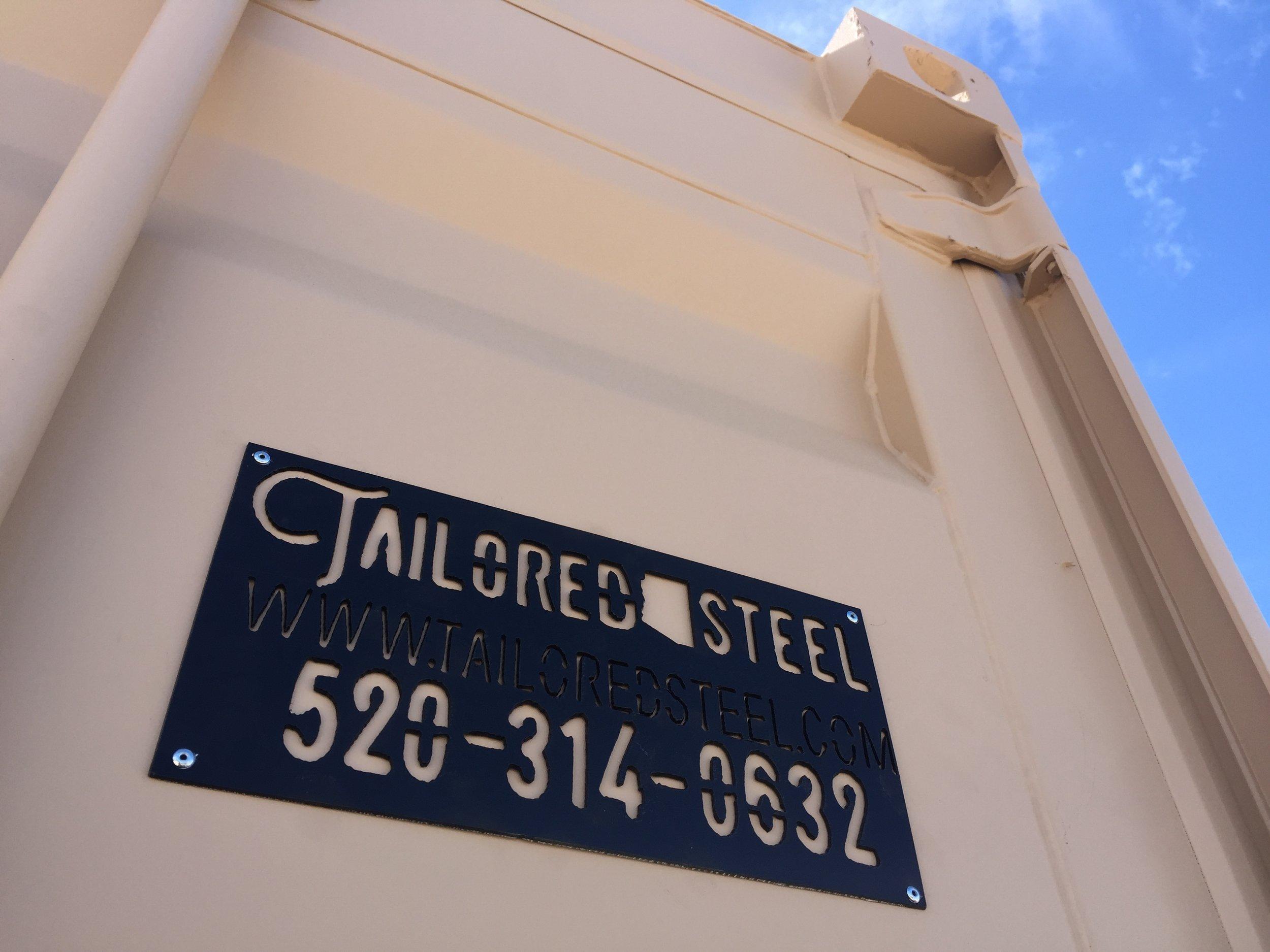 Tailored Steel in Tucson, Az