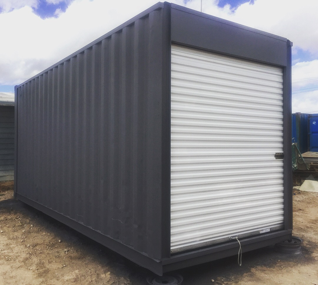 custom shipping containers in tucson, az - baseline model