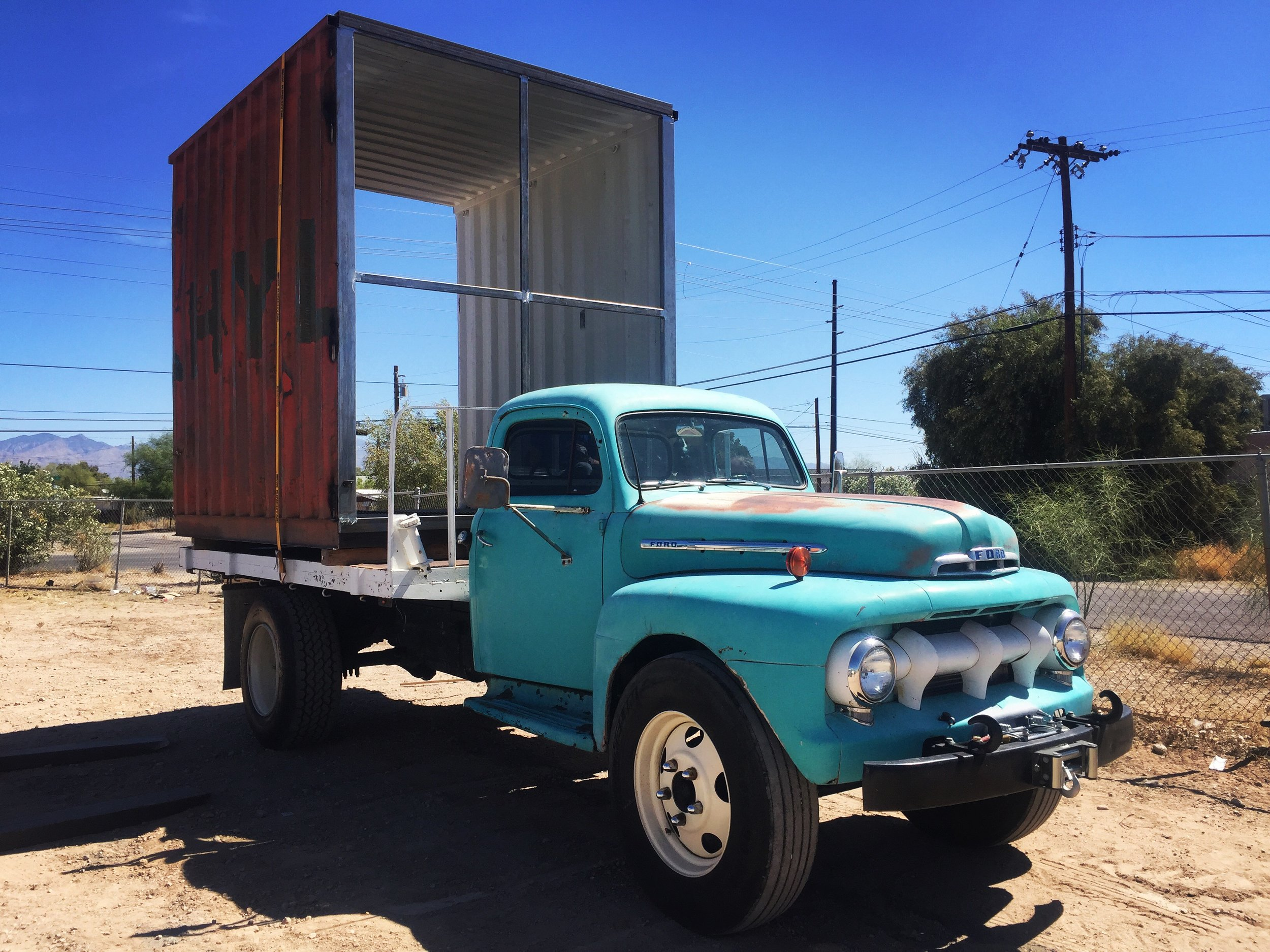 10'HC Custom Shipping container