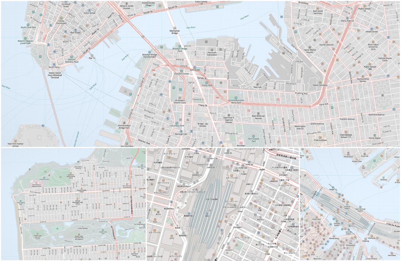 Cartography v0