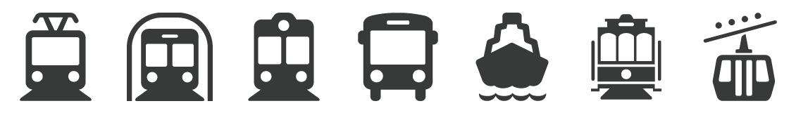 Multimodal icons