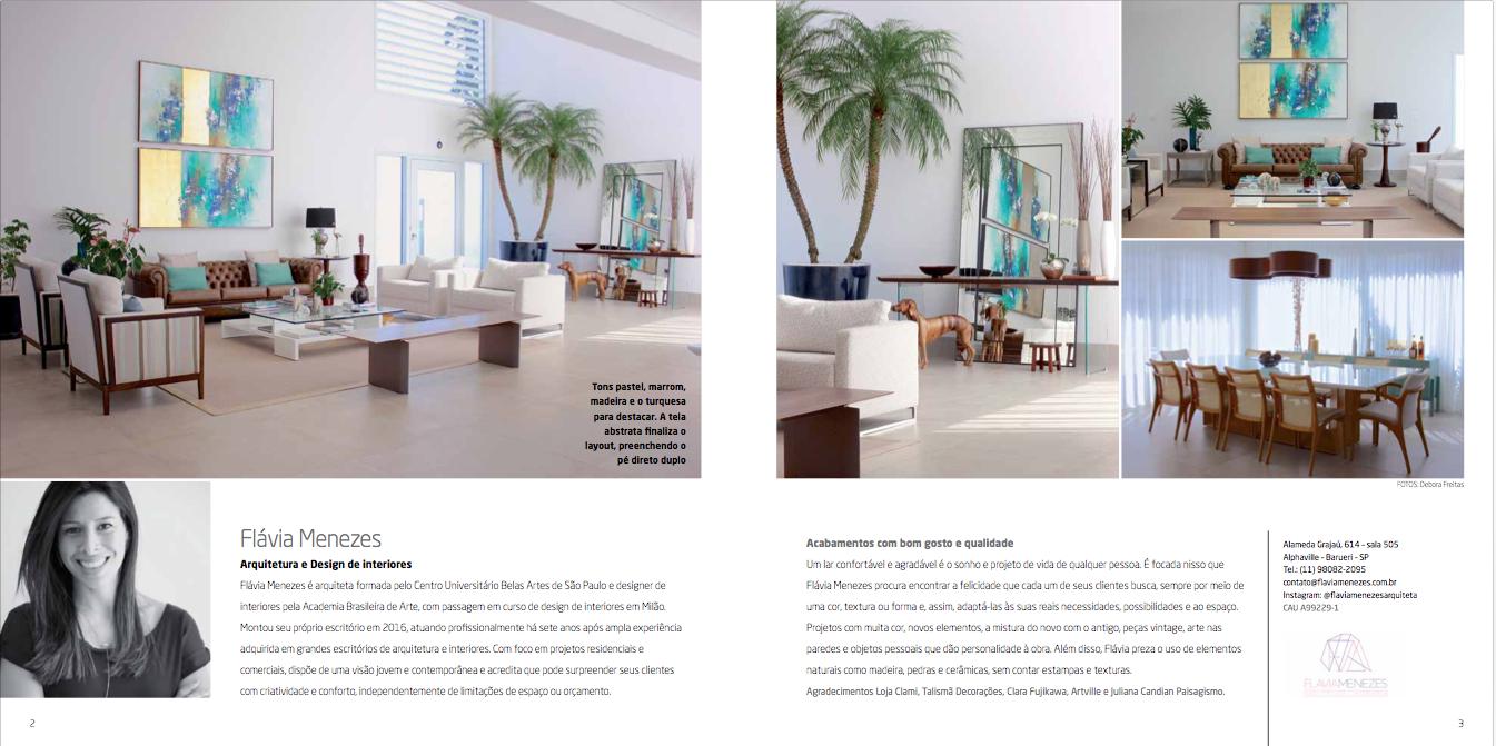 Portifólio arquitetura + design 2017 Revista Somma