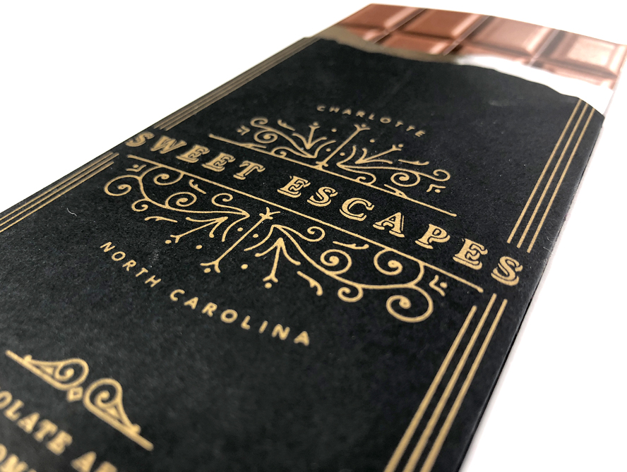 SWEET ESCAPES    BRANDING