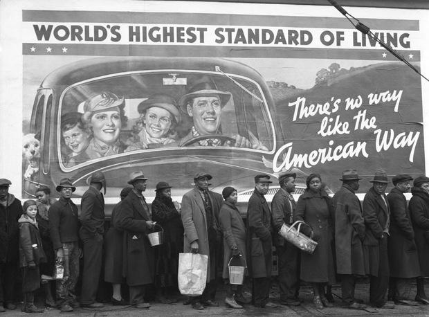 Global History of Unemployment - Undergraduate Seminar