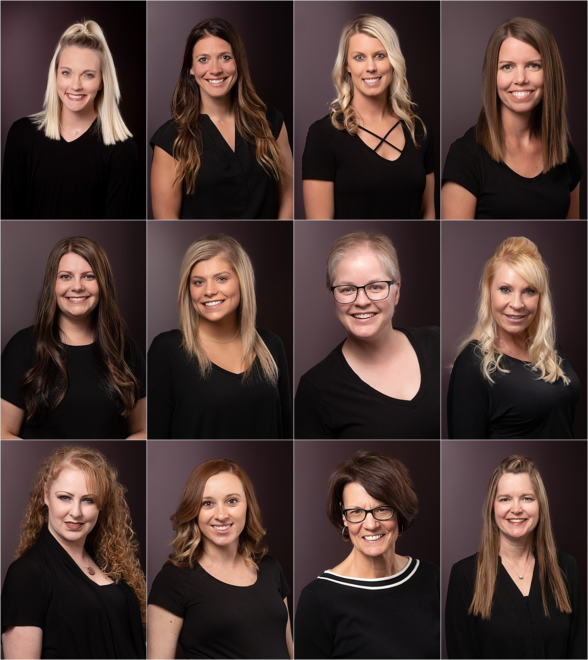 The staff of Dental Essence in Sioux Falls, SD.